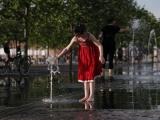 День фонтанов в Москве