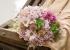 Розовые хризантемы: признание в любви