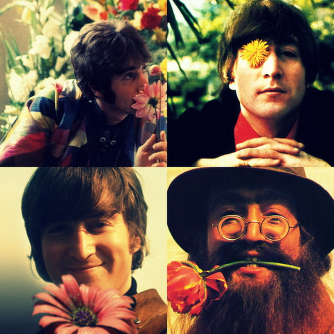 1 a beatles-flowers