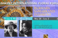 Tashkent International Floral Forum